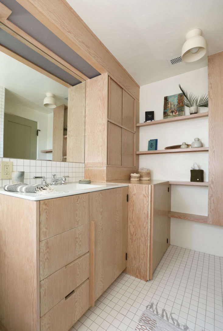 luis guerra woodworking made all the cabinets in the kitchen and bath. a dual w 17