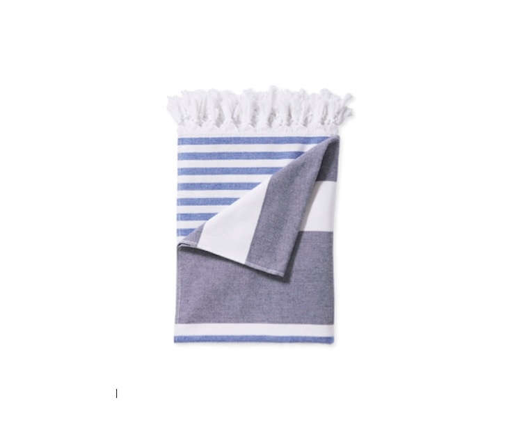 serena & lily&#8\2\17;s capri fouta beach towel comes in an array of co 12