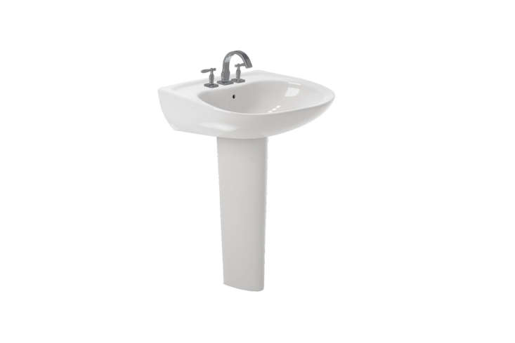 The Toto Prominence Pedestal Bathroom Sink (LPTloading=