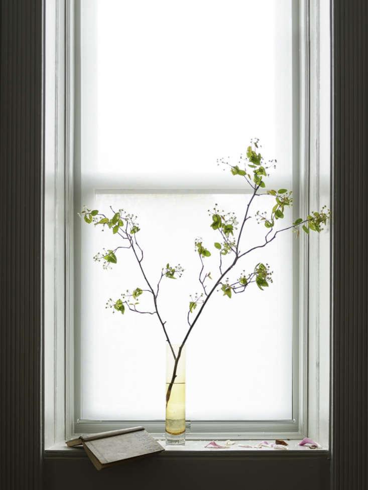 window in master bedroom in brooklyn brownstone by arthur's, photo by james joh 19