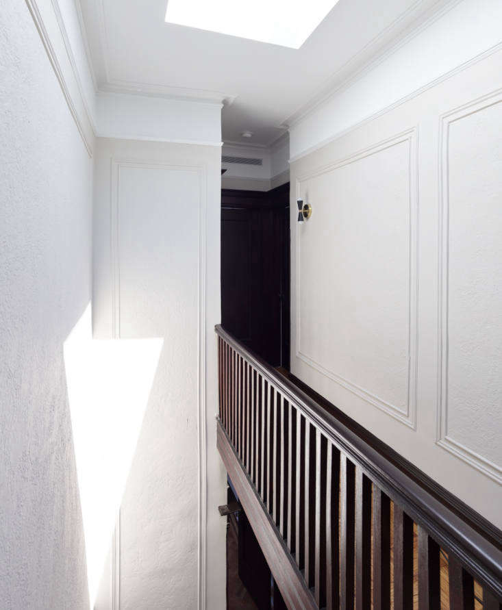 up to the top floor, the least traditional of the three. &#8\2\20;the sen 22