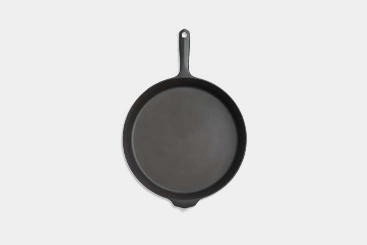 from best made co., the field #\1\2 cast iron skillet by field company is \$\2\ 11