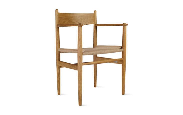 hans wegner&#8\2\17;s ch37 armchair is \$\1,070 at dwr. 24