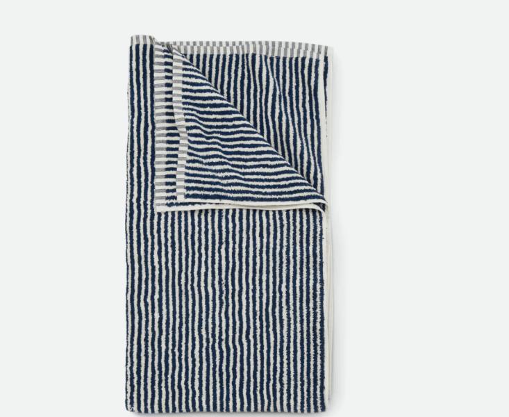 huckberrry striped beach towel