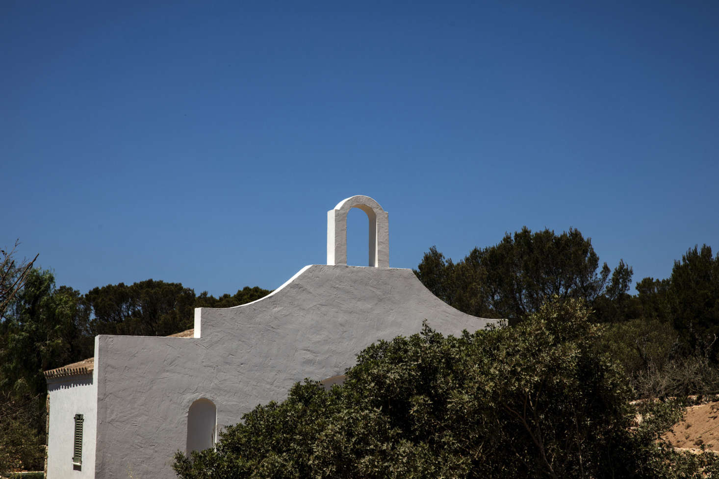 The original chapel on the property has been converted into guest quarters—but weddings here are also welcome.