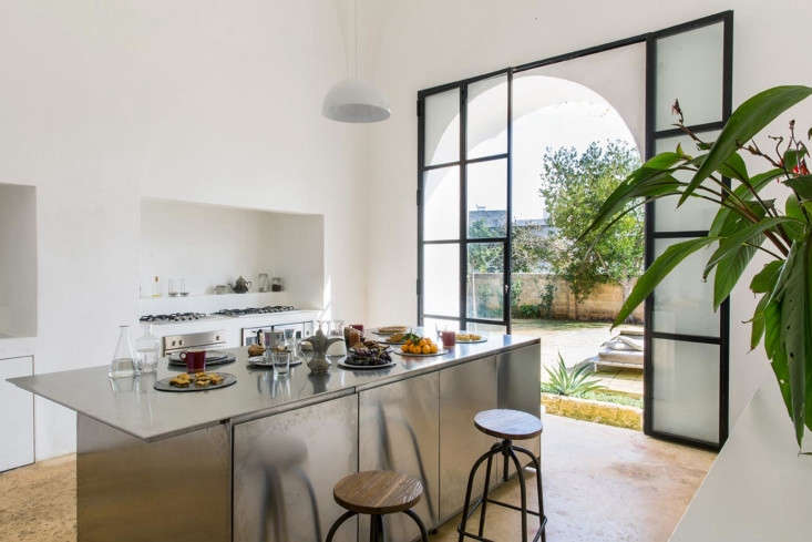 the villa&#8\2\17;s chef serves breakfast, lunch, and dinner, all made from 26