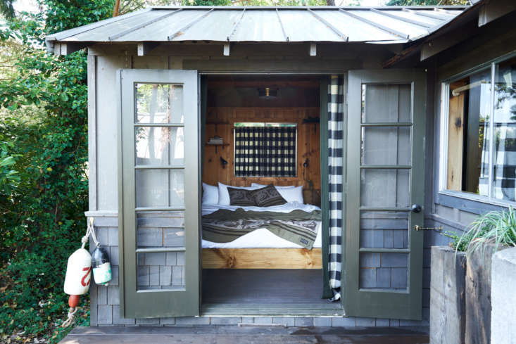 The founders tasked four Pacific Northwest tastemakers to outfit each of the cabins. &#8