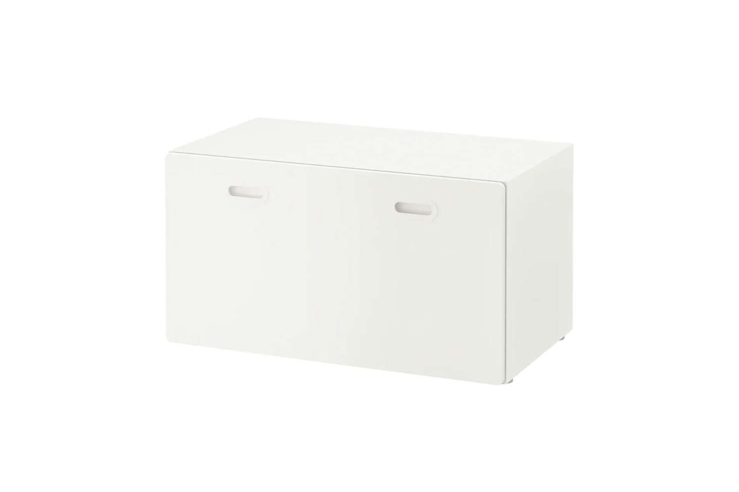 The Stuva/Fritids Bench with Toy Storage in White is $79. Our Contributing Editor Izabella Simmons designed her kids&#8