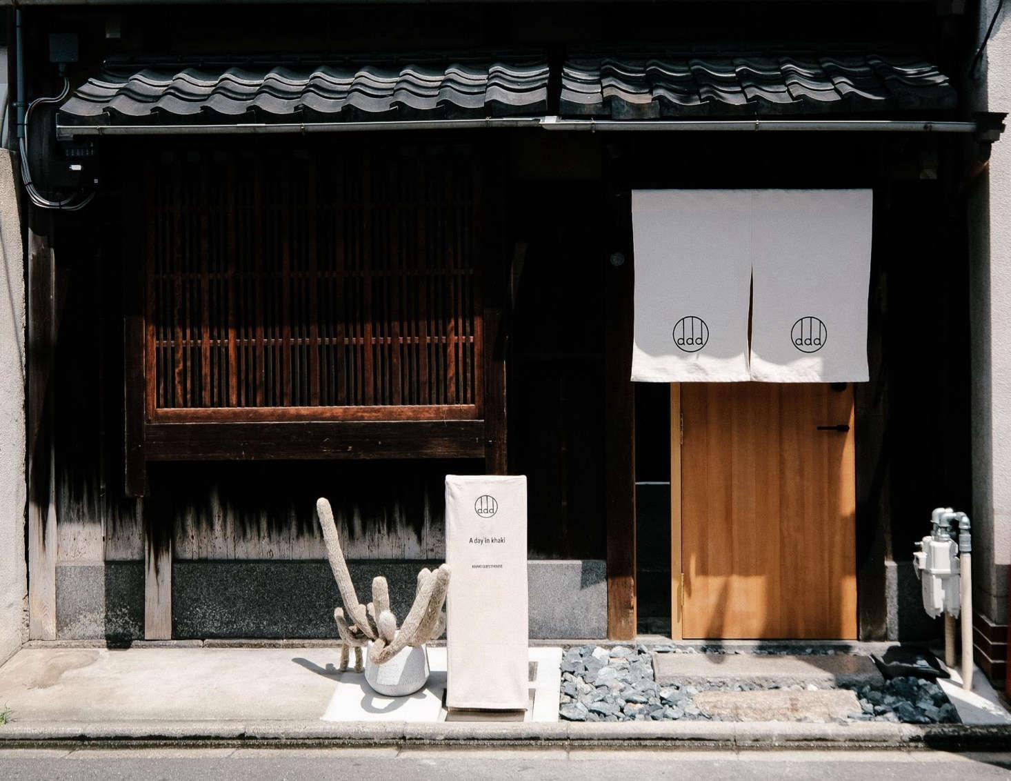 Set in Kyoto&#8