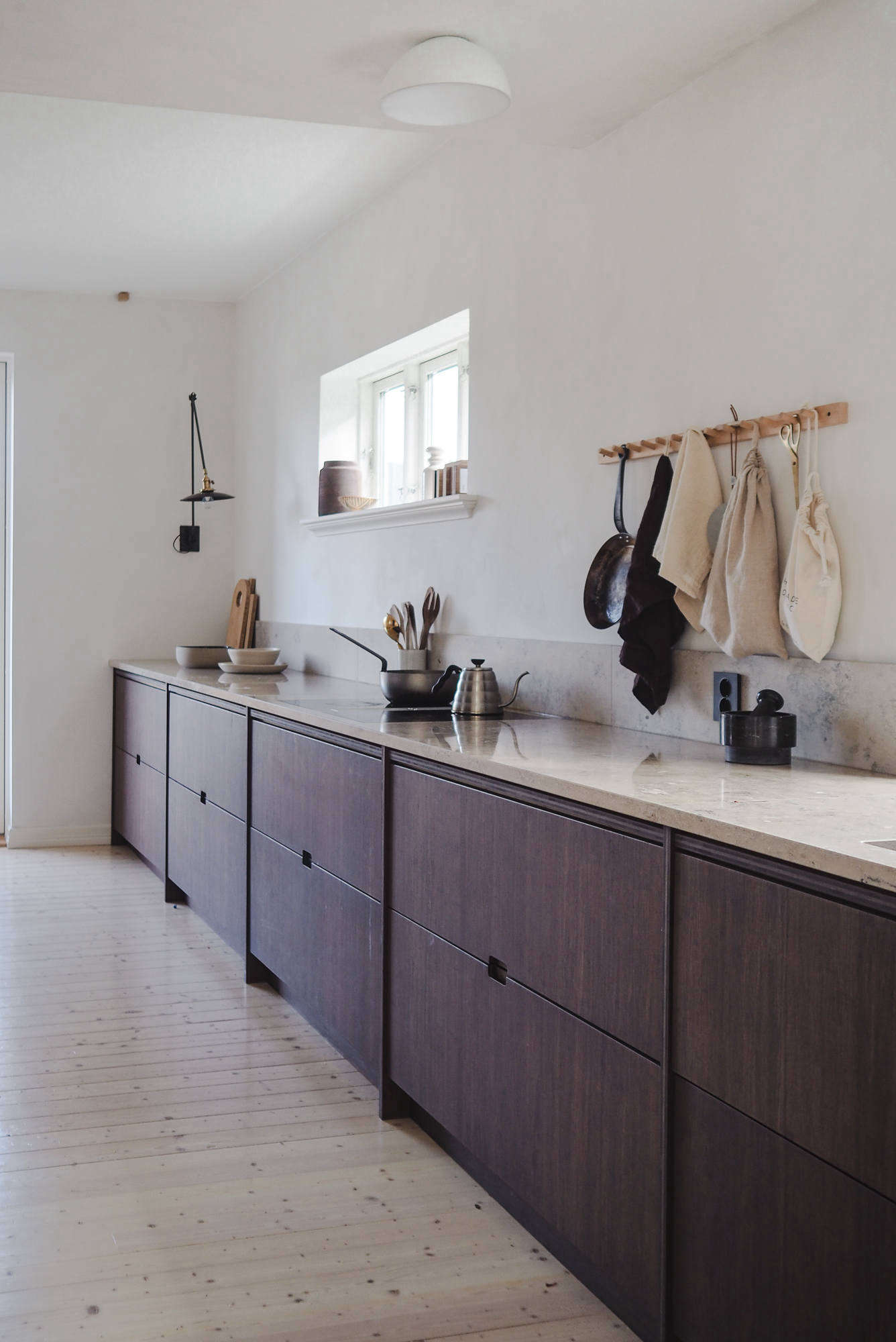 The All Bamboo Kitchen Ask Og Eng S Sustainable Kitchen Design