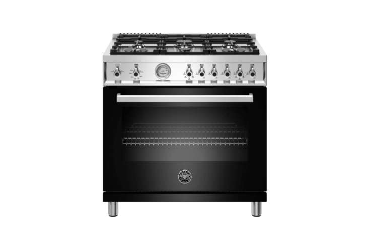 The Bertazzoni Professional Series 36-Inch Free-Standing Gas Range (PROF366GASNET); $5,6 at Build.com.