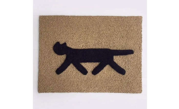 there&#8\2\17;s nothing unlucky about this crossing black cat, from japan&a 23