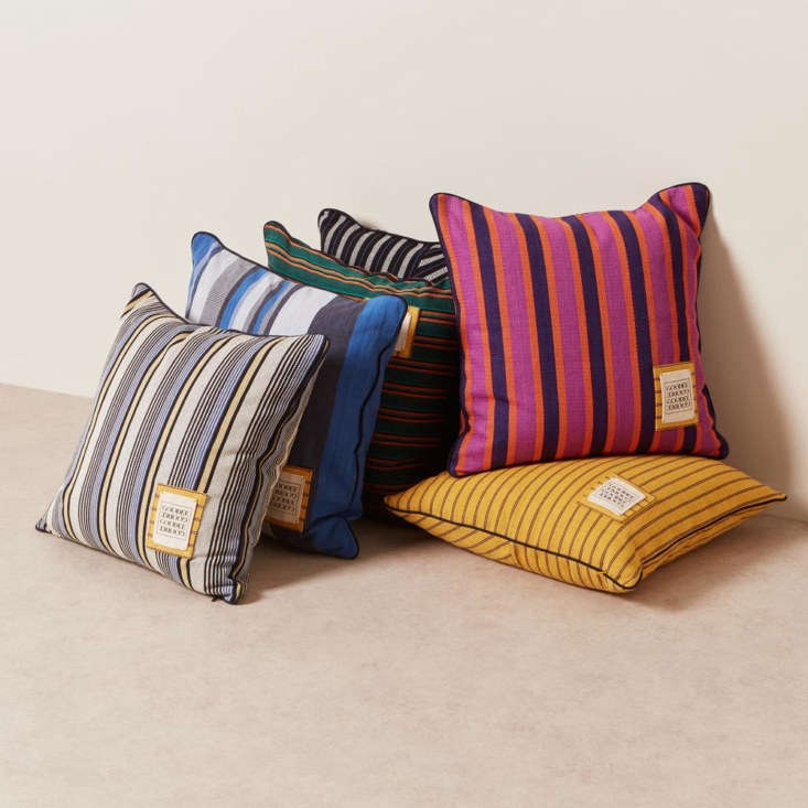 dexter says of goodee&#8\2\17;s striped pillows: &#8\2\20;the natural c 14