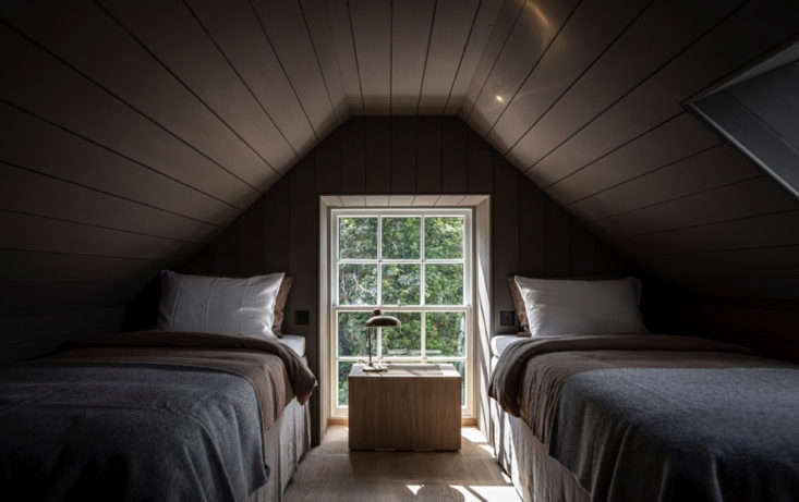 Two outbuildings provide further lodging options, including the Bothan, which is described as &#8