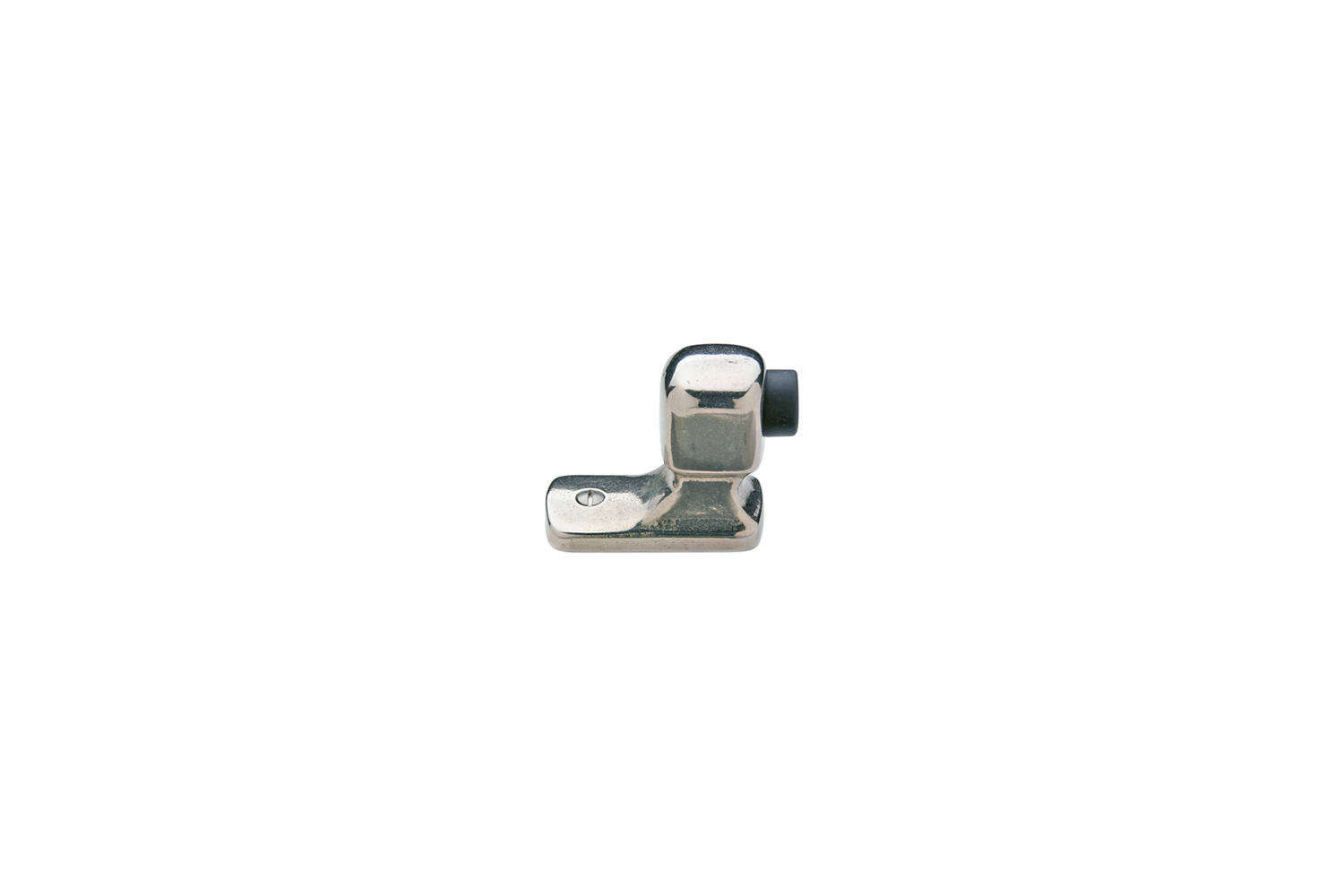 From Rocky Mountain Hardware, the Short Floor Door Stop, shown in White Bronze Light (WL), is available directly through Rocky Mountain Hardware. Contact for price and ordering information.