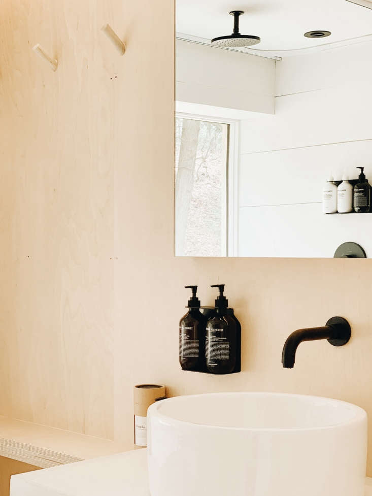 the house is stocked with hand soap and other toiletries by grown alchemist, ne 23