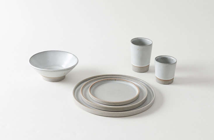 Carter & Co. Stoneware Dinnerware can be purchased at one of our favorite San Francisco stores, March; from $.