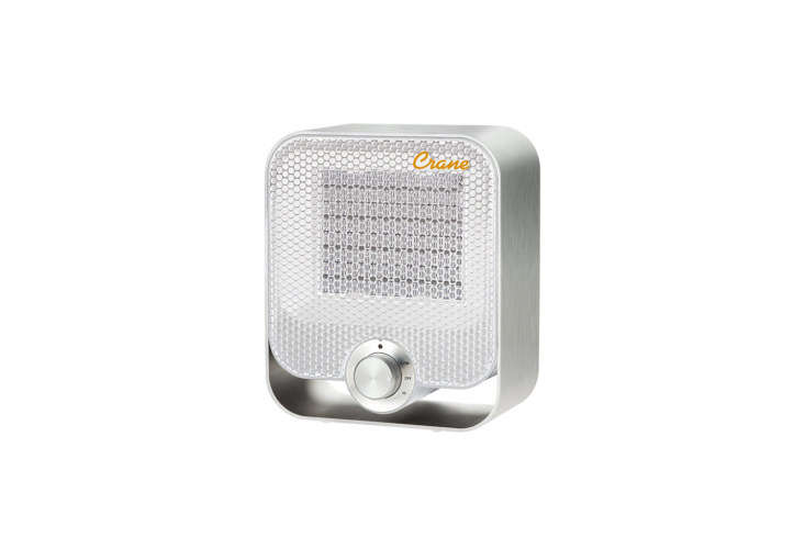 the crane personal space heater comes in white or black and is designed to oper 19