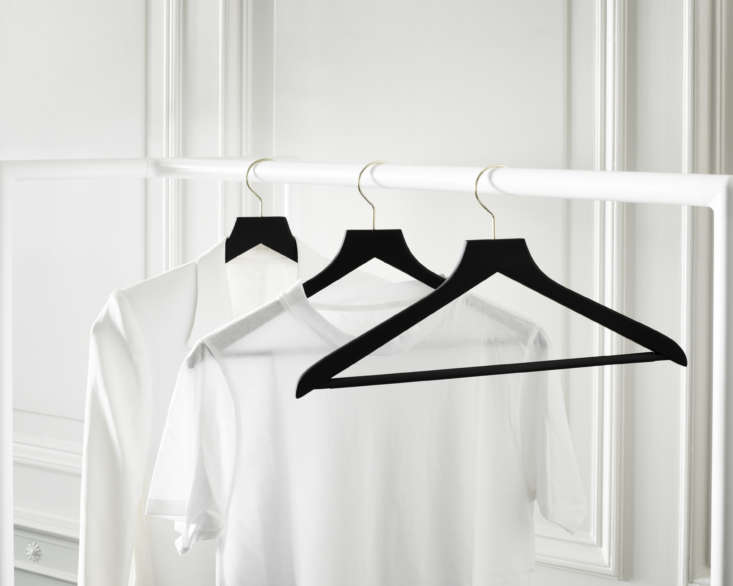Closet control: The Kept Matte Wood Hanger Set includes  hangers for $34.