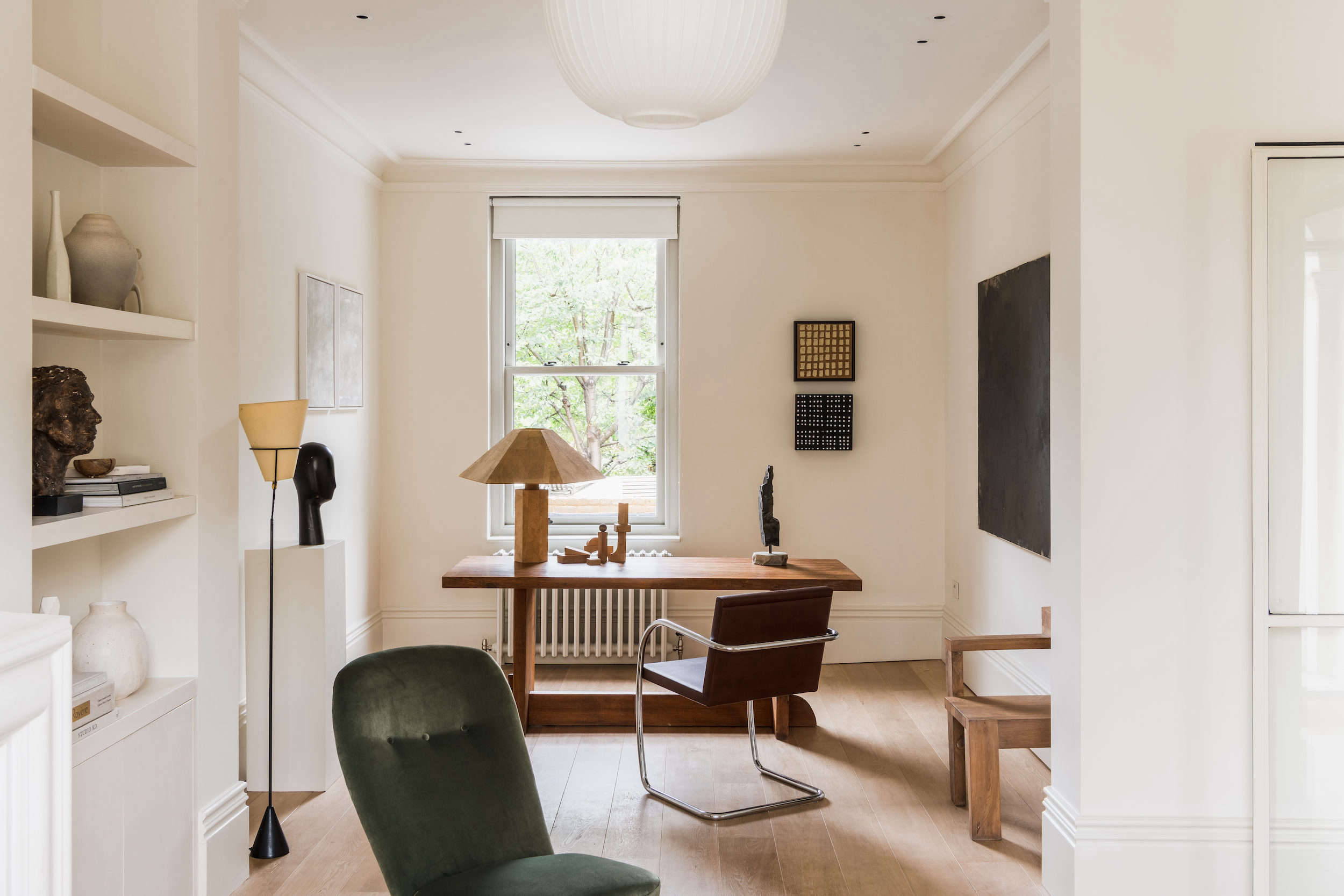 A Tale of Two Styles: Proper Victorian on the Outside, Modern Zen on the Inside - Remodelista