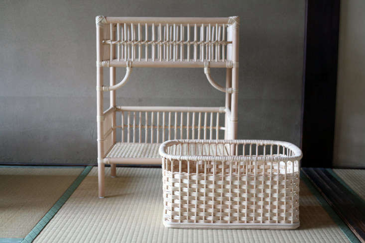 from tsuruya shoten, a japanese workshop specializing in rattan designs, ther 10