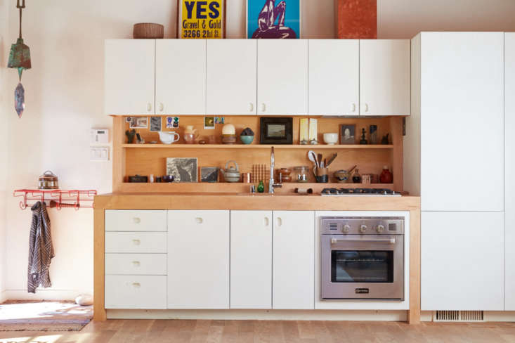 &#8\2\20;the kitchen cabinets were custom, and were actually inspired by th 12