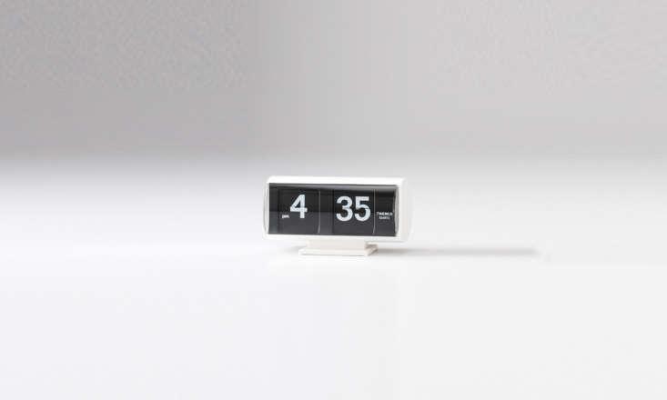 schoolhouse&#8\2\17;s flip clock (\$99)—made by a flip clock manufacturer 16