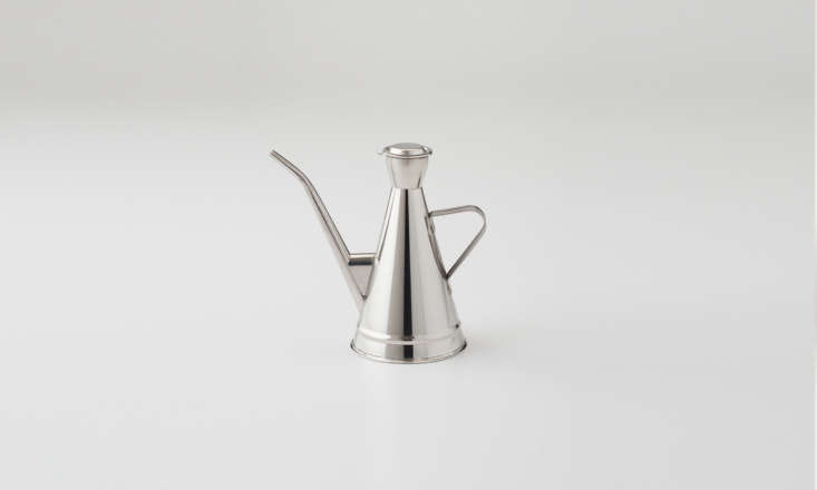 for the cook who has everything: a spanish oil pitcher (\$44), made in spain of 13