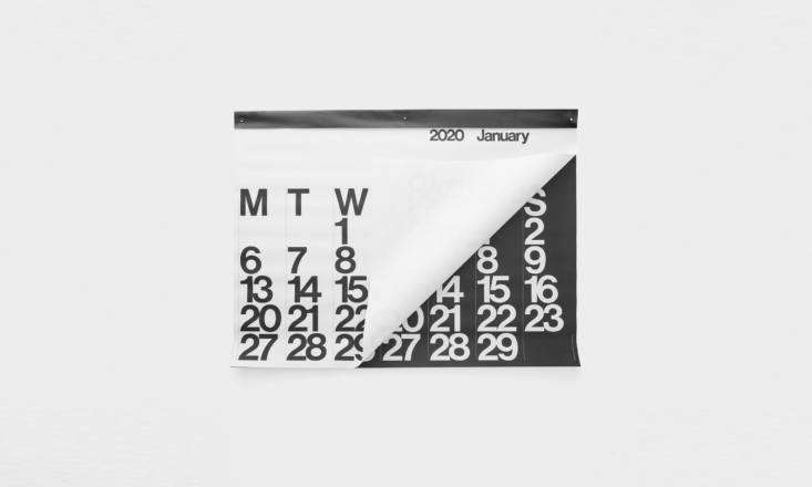 at last, a useful and design forward gift for your boss: a stendig calendar (\$ 17