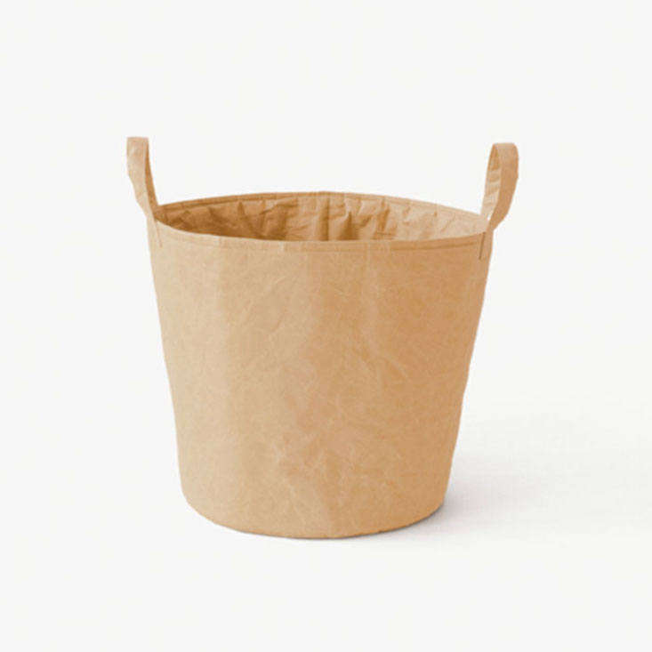 the siwa medium laundry basket, ¥7,600, is part of a line of products compos 13