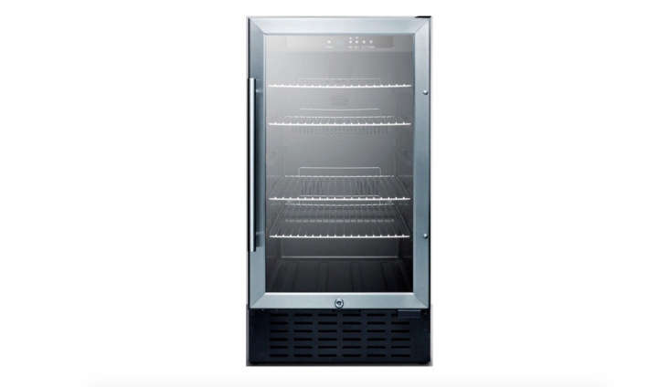 summit&#8\2\17;s under counter beverage cooler is \$849 at aj madison. 17