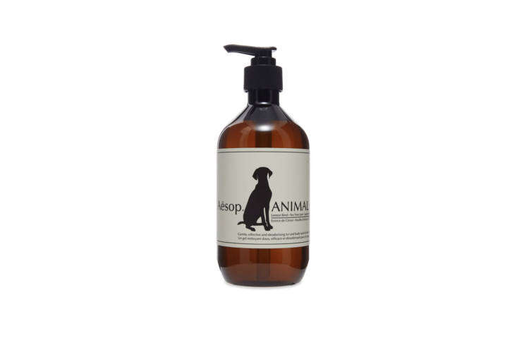 for aesop devotees:animal, &#8\2\20;a mild skin and fur wash with deodori 13