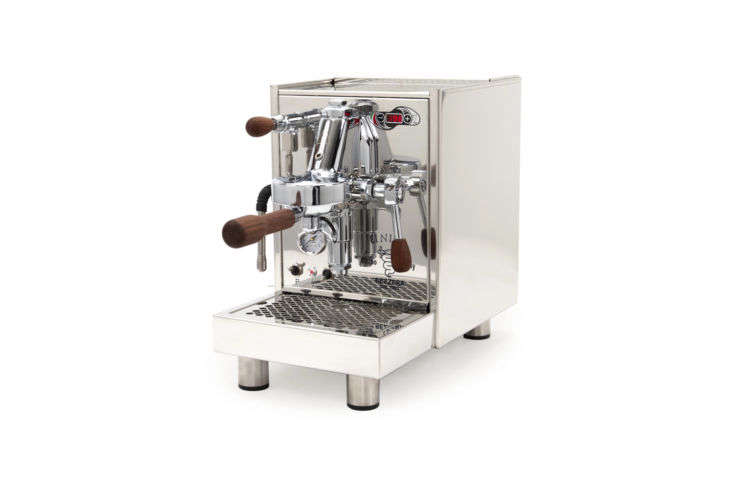 another model from bezerra (formerly pasquini), the unica espresso machine with 14