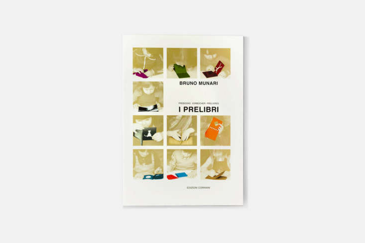 For the Italophile with youngbambini, artist Bruno Munari&#8