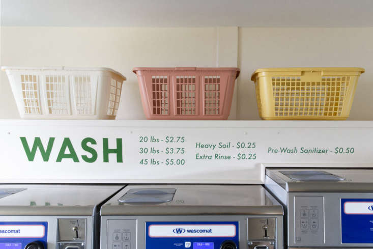 The Germantown Laundromat is open  hours a day.