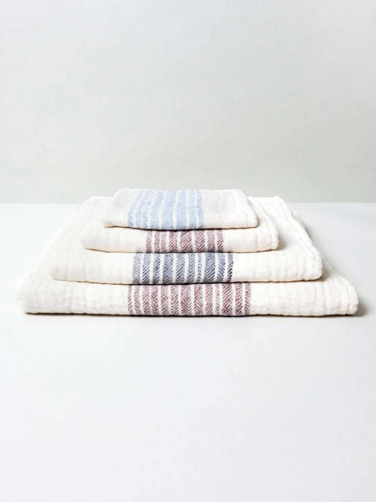 kontex flax line organics towels