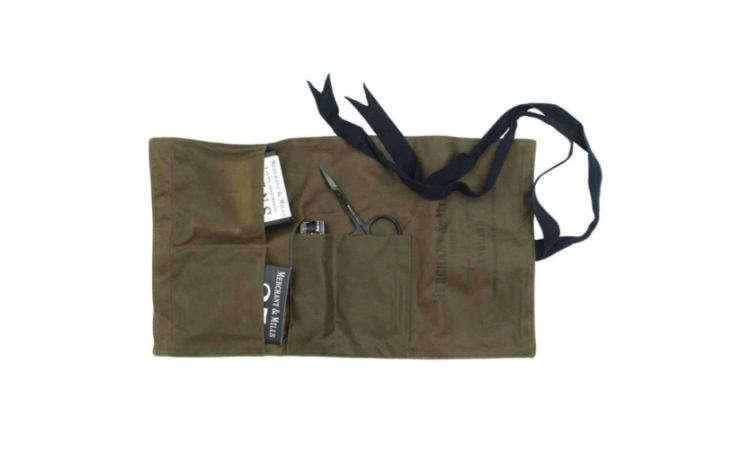 merchant & mills&#8\2\17; oilskin sewing kit keeps all the mending esse 14