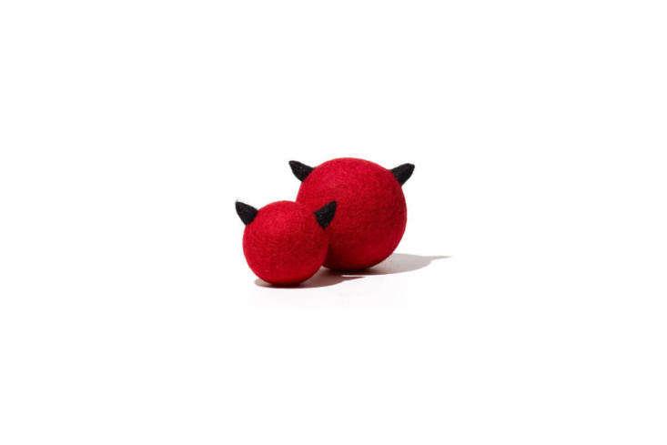 mr. dog&#8\2\17;s devil ball dog toys, \$\16 for small, \$\20 for medium, 16