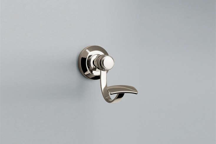 restoration hardware&#8\2\17;s lugarno hook is modeled after hardware found 10