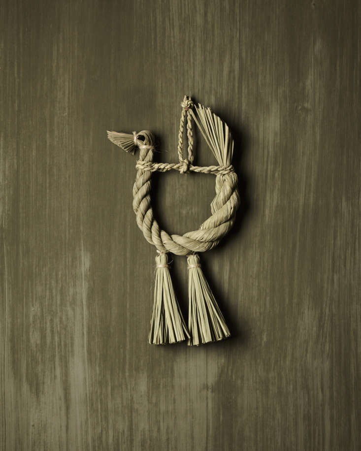 takubo rice straw bird braid