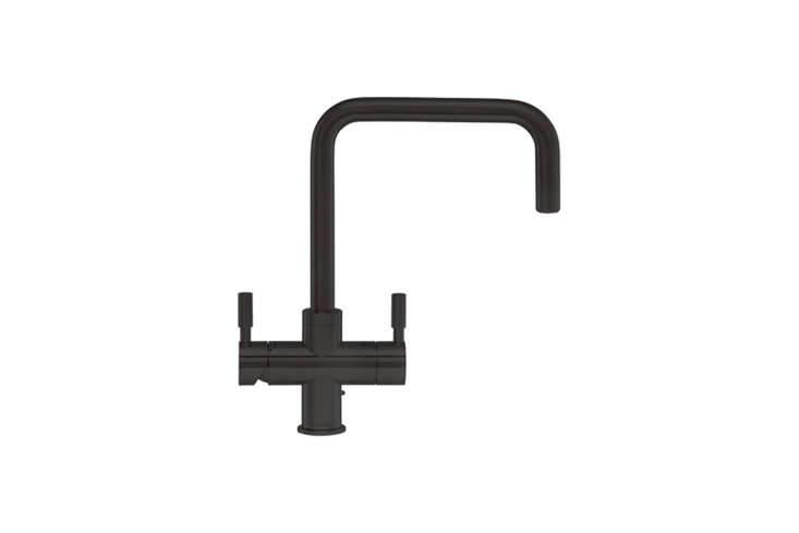 theomni contemporary 4 in \1 boiling water tapin black is £\1,646 through  16
