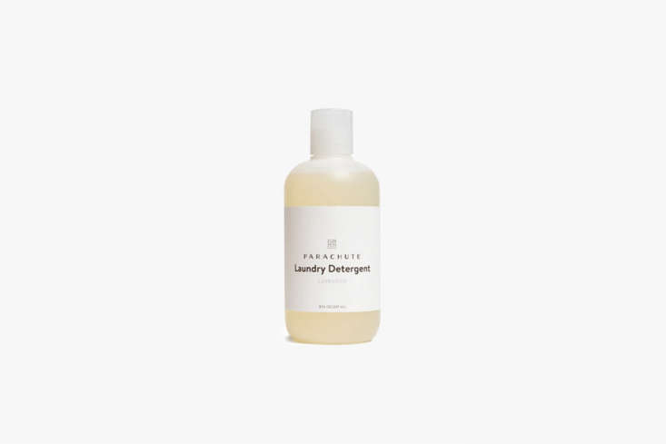 10 Easy Pieces A New Wave of Organic Laundry Soaps Bedding company Parachute makes a plant based, biodegradableLaundry Detergentwith pure essential oils; \$9 per bottle at Parachute.