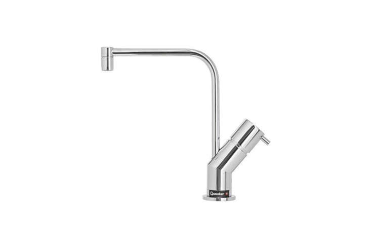 TheQuooker Modern Chrome Boiling Water Tapis available in the US via Amazon for $