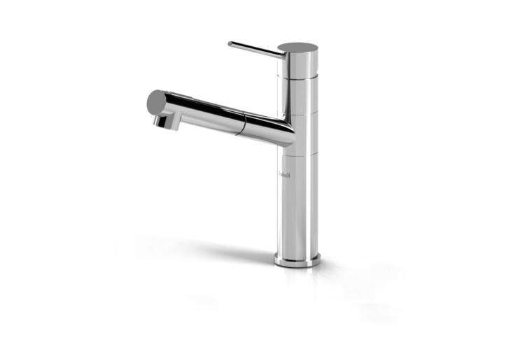 The Riobel Cayo Kitchen Faucet with Spray (CYloading=