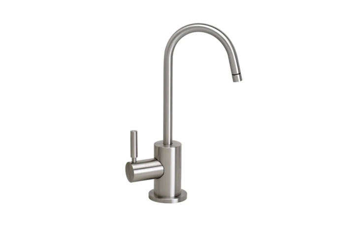 the waterstone parche suite hot filtration faucet (\1400h) is \$48\1.50 at qual 10