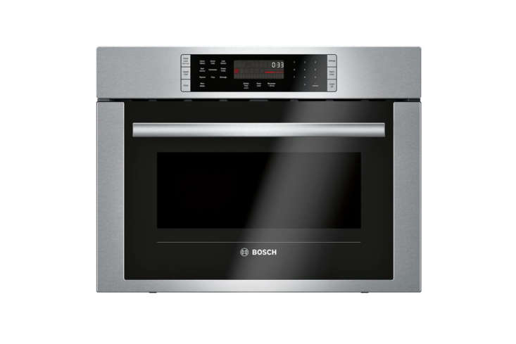 the bosch 500 series \24 inch built in convection speed microwave is \$\1,5\29. 14