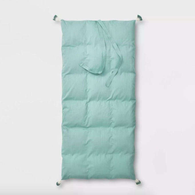 decorative solid throw bed mint opalhouse target