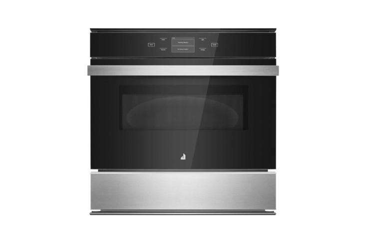 the jennair noir \24 inch smart speed oven (jmc6\2\24hm) works with wi fi conne 16