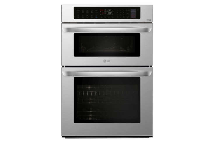 The LG 30-Inch Smart Combination Wall Oven (LWC3063ST) is $