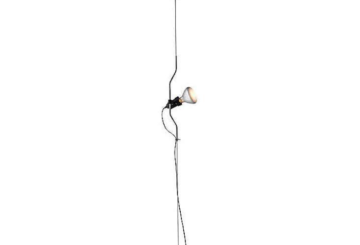 The Parentesi Suspension Light starts at $595 at Lumens.